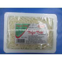 Vietnam Gluten Free White Shirataki Tofu With Low Calorie 200-250Gr FMCG products