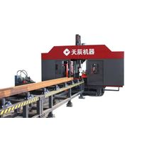 steel structure CNC H Beam Drilling Machine Model TSD400