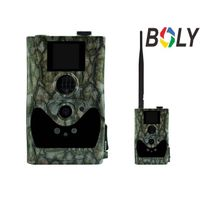 Wireless 8MP 720P HD Hunting Trail Scouting Game Camera with MMS/GPRS, Two Way Communications