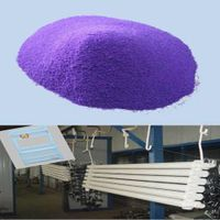 POWDER COATING-METAL PARTS