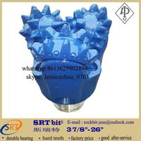 petroleum well steel tooth tricone bits thumbnail image
