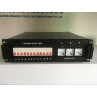 Professional LED Stage Lighting Controller 12CH 4KW Power Pack Dimmer