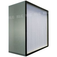2013 High Quality Resistance to High Humidity Efficiency Filter with Clap Board