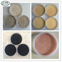 Bulk Natural Colored sand for wholesale for epoxy floor, colored sand coating waterproof etc