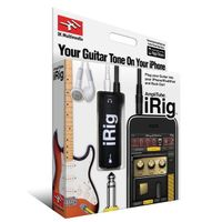 Hot selling AmpliTube iRig Guitar amp & effects for iPhone iPad Retail Color Box Pack thumbnail image