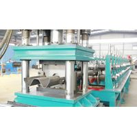 Highway Guardrail & Fence Post Roll Forming Machine