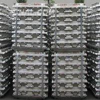 Aluminum Ingots, Zinc Ingots, Lead Ingots, Copper Ingots, Steel Ingots thumbnail image