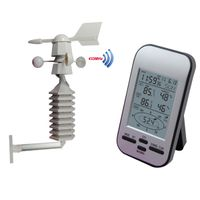 Professional Wireless Anemometer with thermo-hygrometer