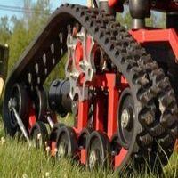 Rubber Tracks For Crawler Excavator thumbnail image