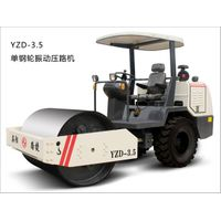 Hot! 3.5 tons Single Drum Vibratory Roller(YZD-3.5)