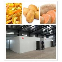 Hot sales! potato dryer and potato chip drying machine/sweet potato dehydrator equipment/agriculture thumbnail image