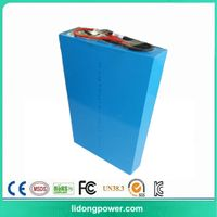 9.6V 40AH LiFePO4 Battery For PV Products