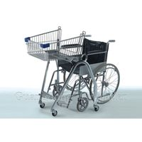 Shopping Trolley for Wheelchair Users thumbnail image