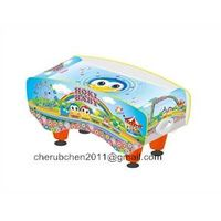 Amusement coin operated air hockey game HK-M002