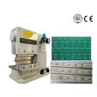 V-Cut PCB Prototype Machine 0.3Mm - 3.5Mm With Part Count Capacity thumbnail image