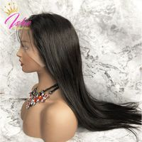 100% Human Hair Lace Wig Straight, BW, DC, DW,EW in stock thumbnail image