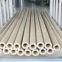 PEEK Tube Polyetheretherketone Round Pipe Tubing Piping Pipeline ICI Thermoplastic Pure PEEK450G PEE