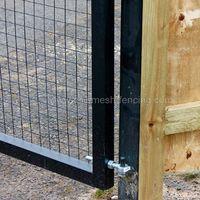 V Mesh Welded Mesh Fencing System