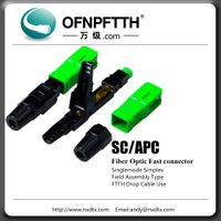 0.2dB Field Assembly SC/APC Fast Connector