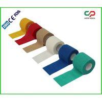 Latex Free Cohesive Elastic Bandage Self Adhesive Bandage