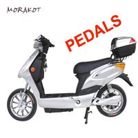 CE 200W 36V10AH Lithium Battery Electric Scooter/Bike With Pedals Assisted----LS1-3 thumbnail image