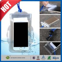 C&T Universal Waterproof Underwater Pouch Dry Bag Pack Case Cover For iPhone 6 plus, 5s,5,4s,4, iPod