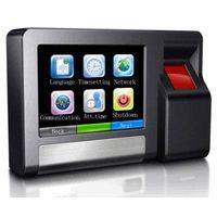 touch screen fingerprint time attendance(ZR300)