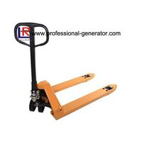 3000kg 1.15m Long Warehouse Transport Equipment Manual Pallet Truck With AC Pump thumbnail image