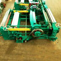 The Medium-duty metal wire net weaving machine ZWJ-1300D thumbnail image