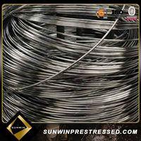 High tensile hard steel wire