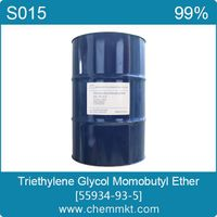 Manufacture TRIETHYLENE GLYCOL MONOBUTYL ETHER Cas No.143-22-6
