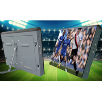 Large Outdoor Stadium LED Display , Commercial Center PH10mm Video LED Sign thumbnail image