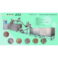 Tissue protein production line