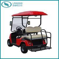 Model LQG042 Electric Golf Car Four Seats thumbnail image