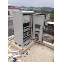 DDTE008  One Compartment OutdoorTelecom Cabinet, Battery Cabinet, Telecom Power System Cabinet, IP55 thumbnail image