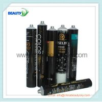 aluminum collapsible tubes for hair dye