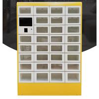 Smart food locker