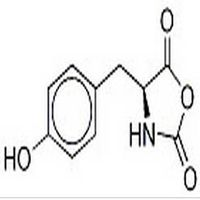 2,5-Oxazolidinedione,4-[(4-hydroxyphenyl)methyl]-, (4S)-