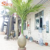 Artificial Bottle palm tree made in china