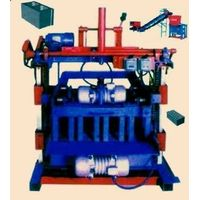 JL4-35 semi automatic brick making machine thumbnail image