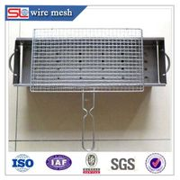 stainless steel security window screen mesh / stainless steel welded wire mesh