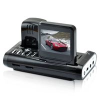 """Car DVR with Allwinner solution, 2 million pixels, and 2.0"""" HD screen"""