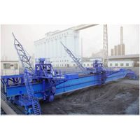 Bridge Bucket Homogenizing Reclaimer