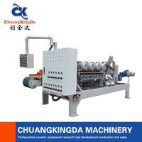 CKD-Straight edge bevel milling machine/edge finishing machines