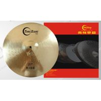chinese popular drum brass cymbals set on promotion