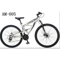 AM-005- 29-Inch Dual Full Suspension Bicycle thumbnail image