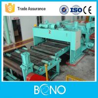 High speed Steel Coil Cut to length Machine