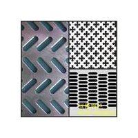 perforated metal panels