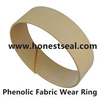 Pehnolic Reisn Cotton Fabrice Wear Ring Hydraulic Seals