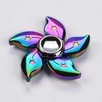 wholesale Hand Spinner Tri Fidget Finger